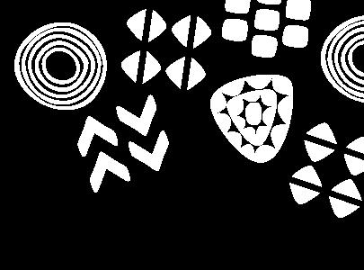 Pattern tilted